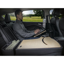 Load image into Gallery viewer, Reach Desk Back Seat Elite Built-in Power Inverter & Tablet Mount*