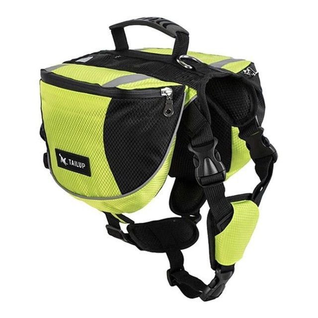 Saddle Backpack