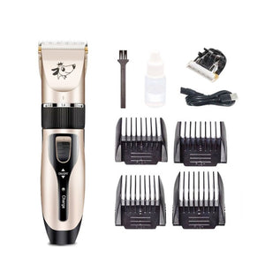 Dog Professional Hair Grooming Kit