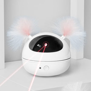 Rolly-Pollie Interactive Robot Laser