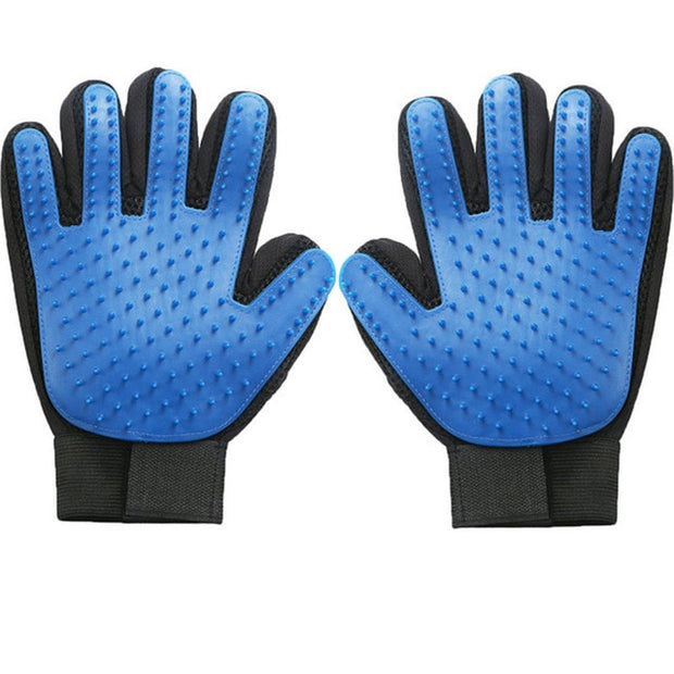 Silicone De-shedding Grooming Glove