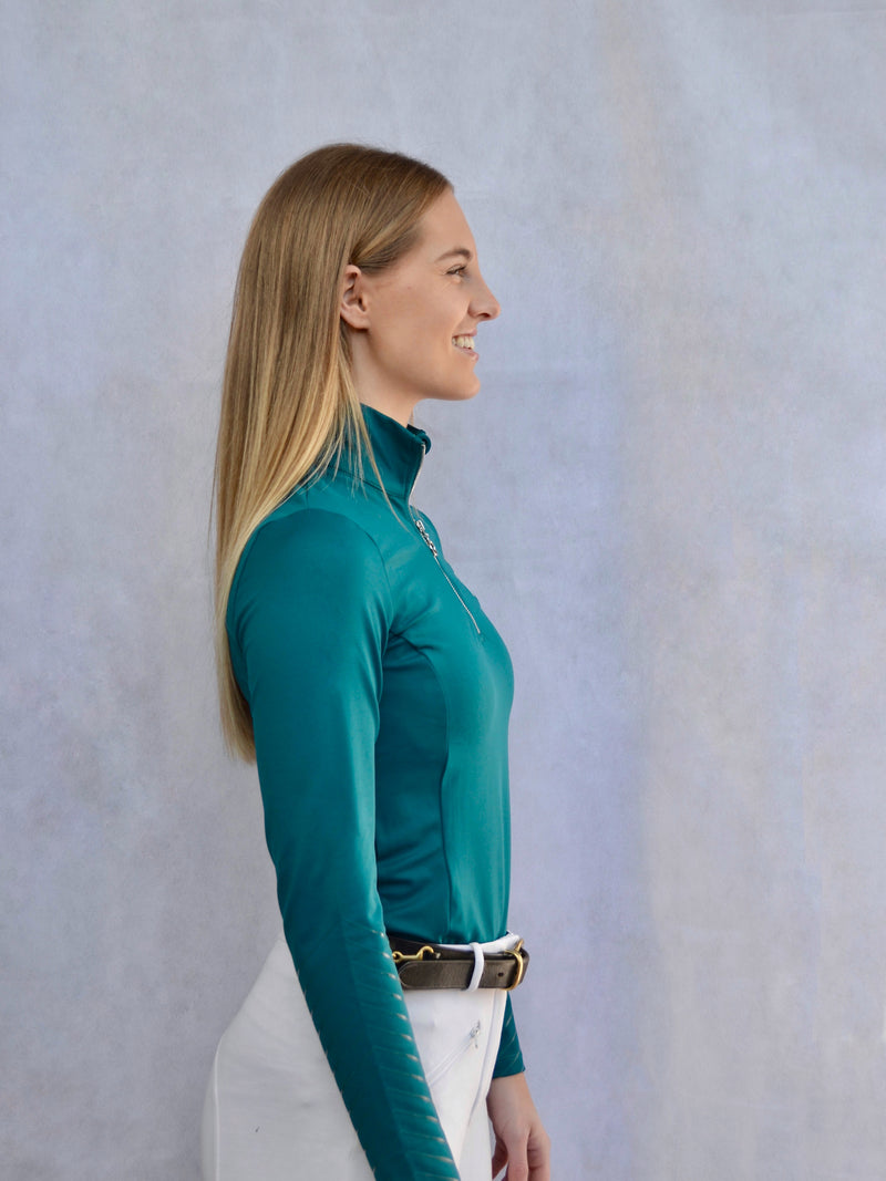 Classic Base Layer in Jade