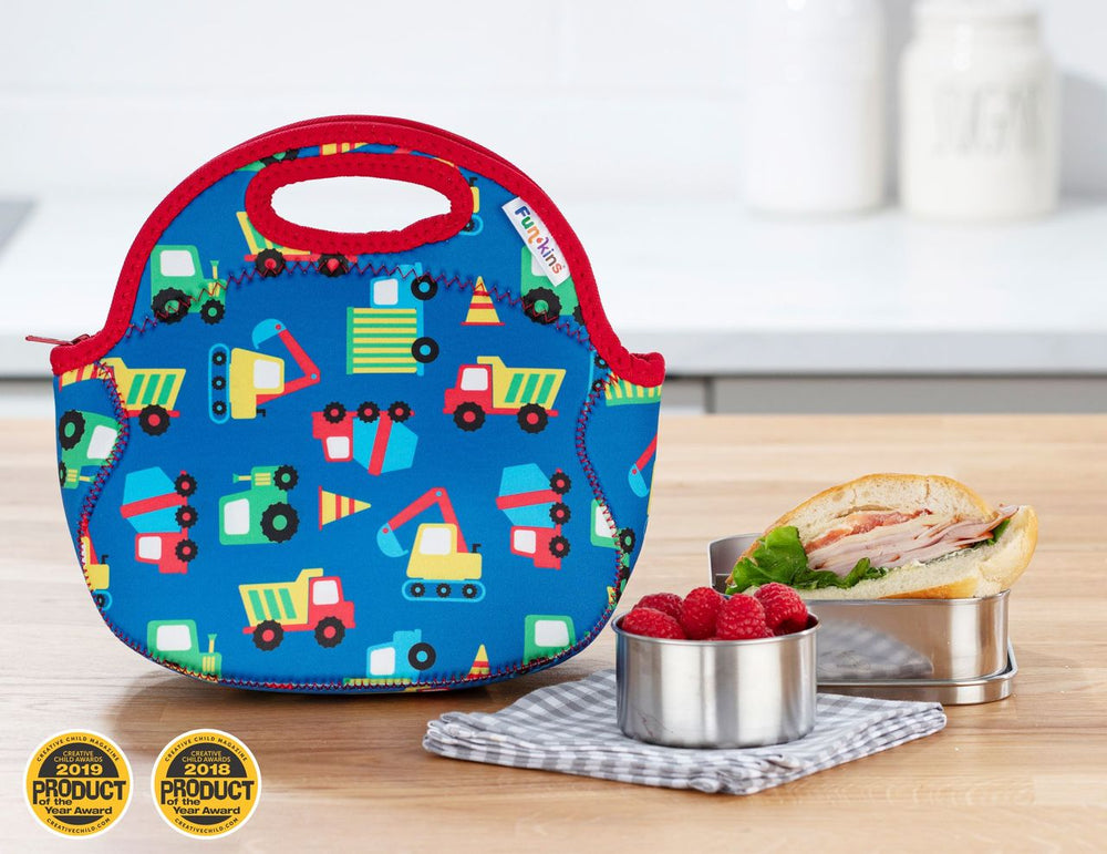Construction Lunch Bag - Small