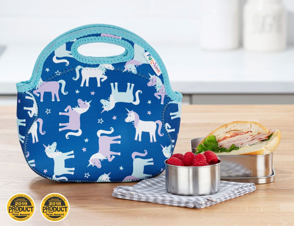 Unicorns Lunch Bag - Small