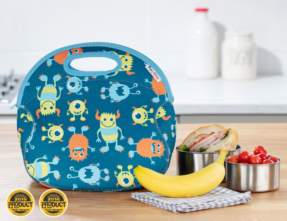 Monster Friends Lunch Bag