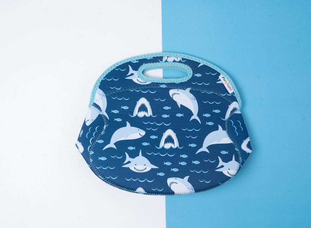 Sharks Lunch Bag