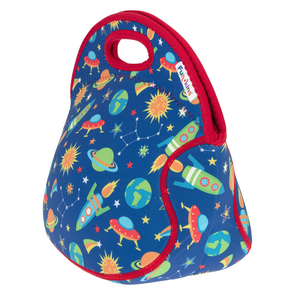 Space Rockets Lunch Bag