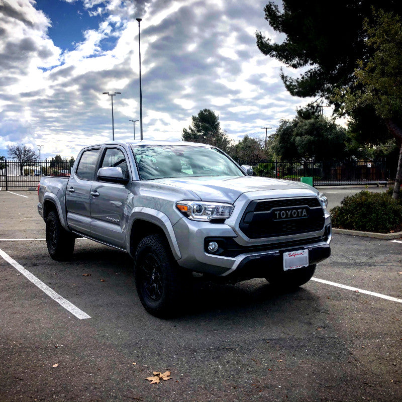 tacoma-trd-pro-grill-installed-review