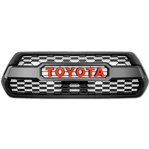 Trd Pro Grill Letter for 2016-2020 Tacoma (Letter Only)