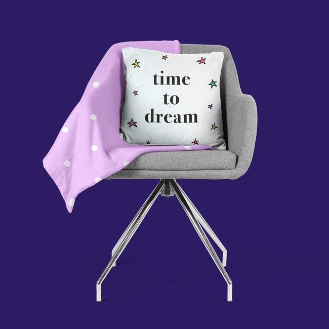 Perna decorativa Time to dream