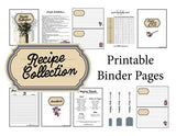 Ebooks and Printables Bundle (Instant Download)