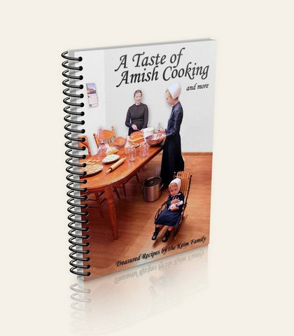 A Taste of Amish Cooking and More