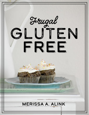 Frugal Gluten Free Ebook (Instant Download)