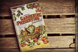 2 Pack - The Gardening and Preserving Journal