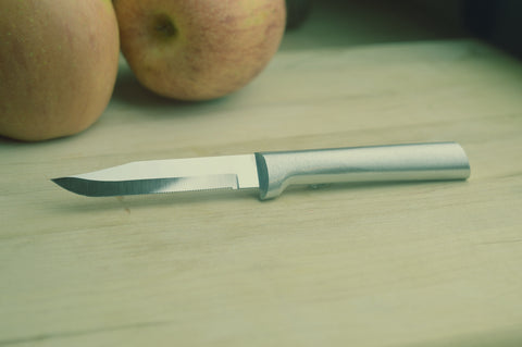 Rada Stainless Steel Serrated Paring Knife
