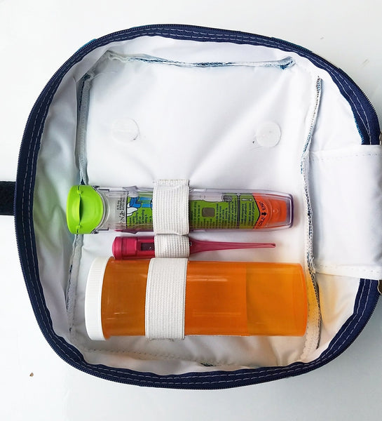 Just In Case™ Montego Kid's Travel Medicine Pouch NEW!!