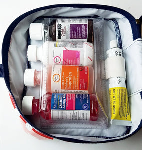 Just In Case™ Chloe Kid's Travel Medicine Pouch