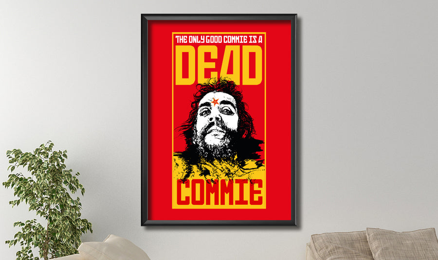 The Only Good Commie Print