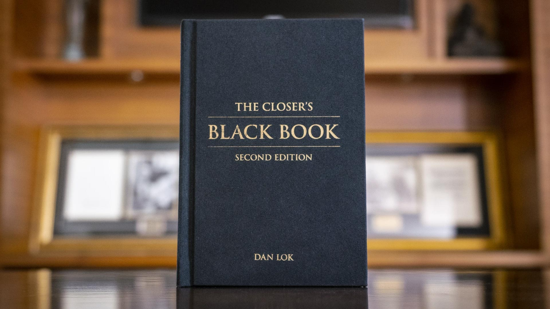 The Closer's Black Book and Roadmap For Success