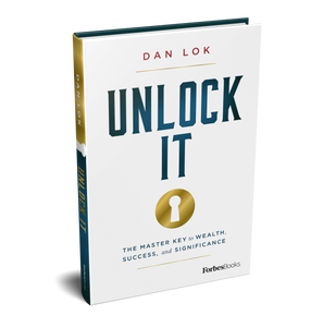 Pre-Order Unlock It! Book By Dan Lok