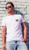 Dan Lok Essentials White T-Shirt