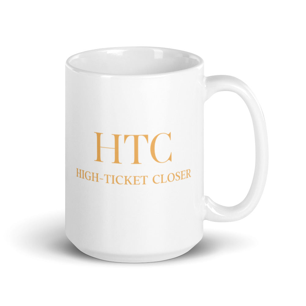 HIGH TICKET CLOSER MUG