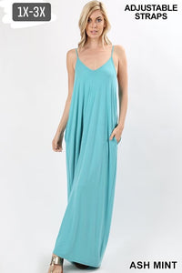 The Liv Full Length Maxi Dress