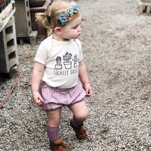Locally Grown | Bodysuit | Toddler Tee