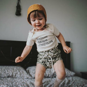 Kindness Changes Everything | Bodysuit | Toddler Tee