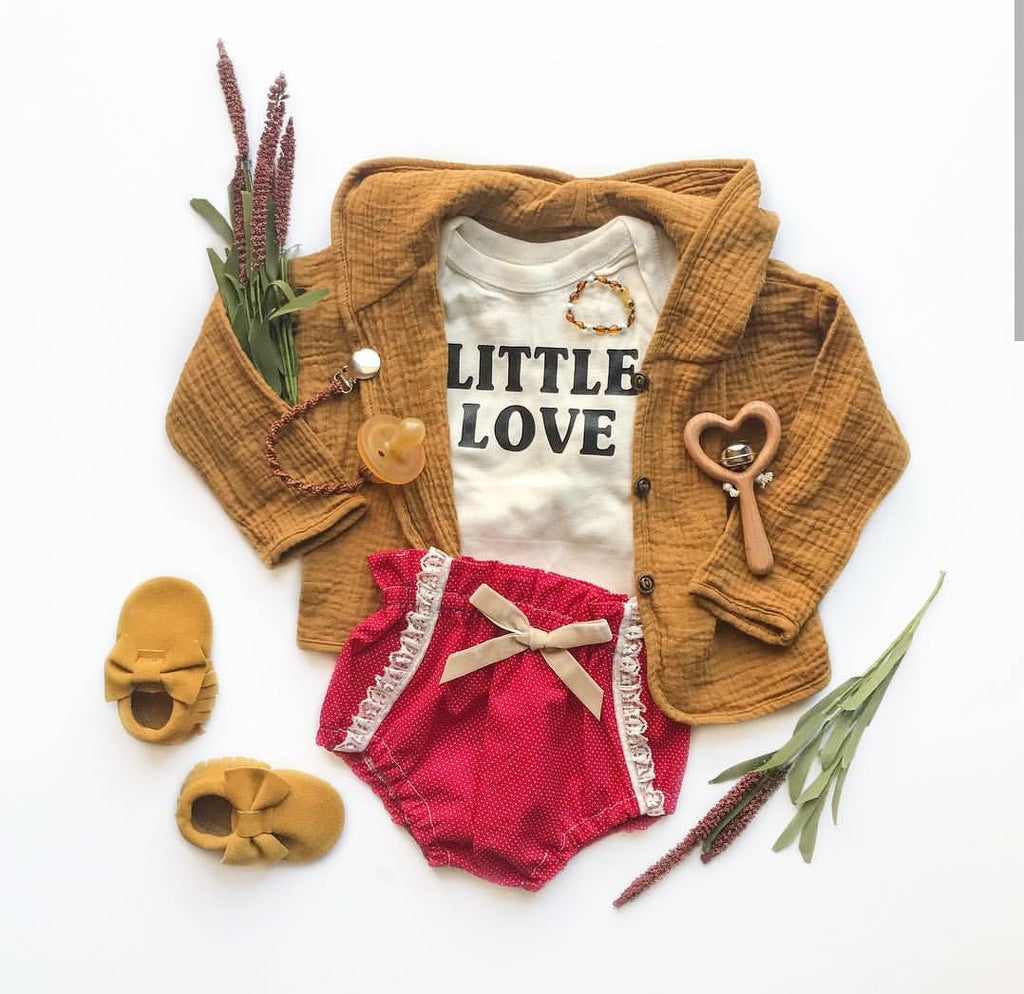 Little Love | Bodysuit | Toddler Tee