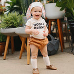 Honey Bunny | Bodysuit | Toddler Tee