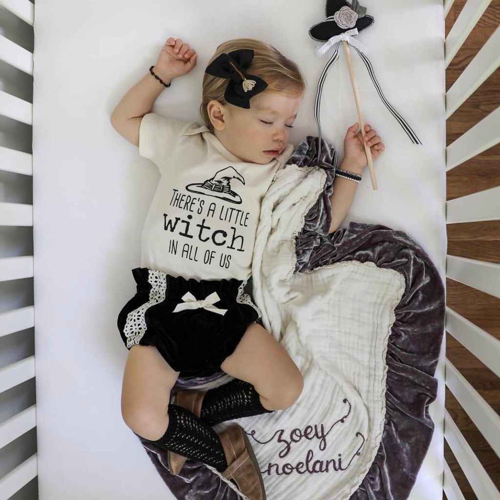 There's a Little Witch In All Of Us | Bodysuit | Toddler Tee