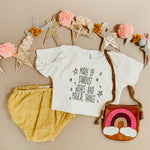 Made of Magical Things | Bodysuit | Toddler Tee