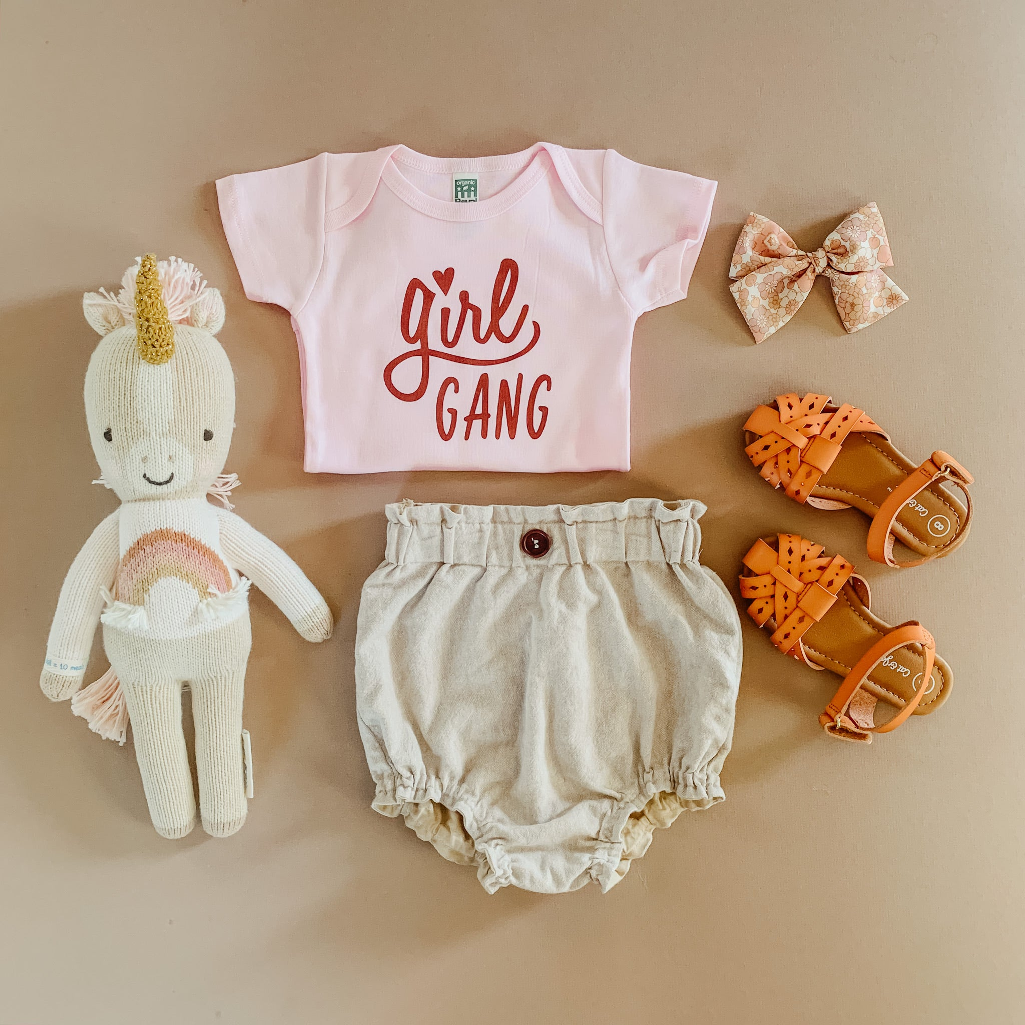 Girl Gang | Bodysuit | Toddler Tee