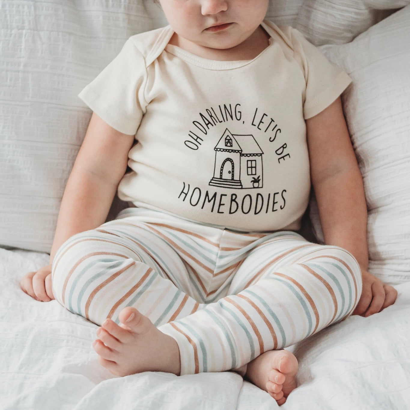 Homebodies | Bodysuit | Toddler Tee