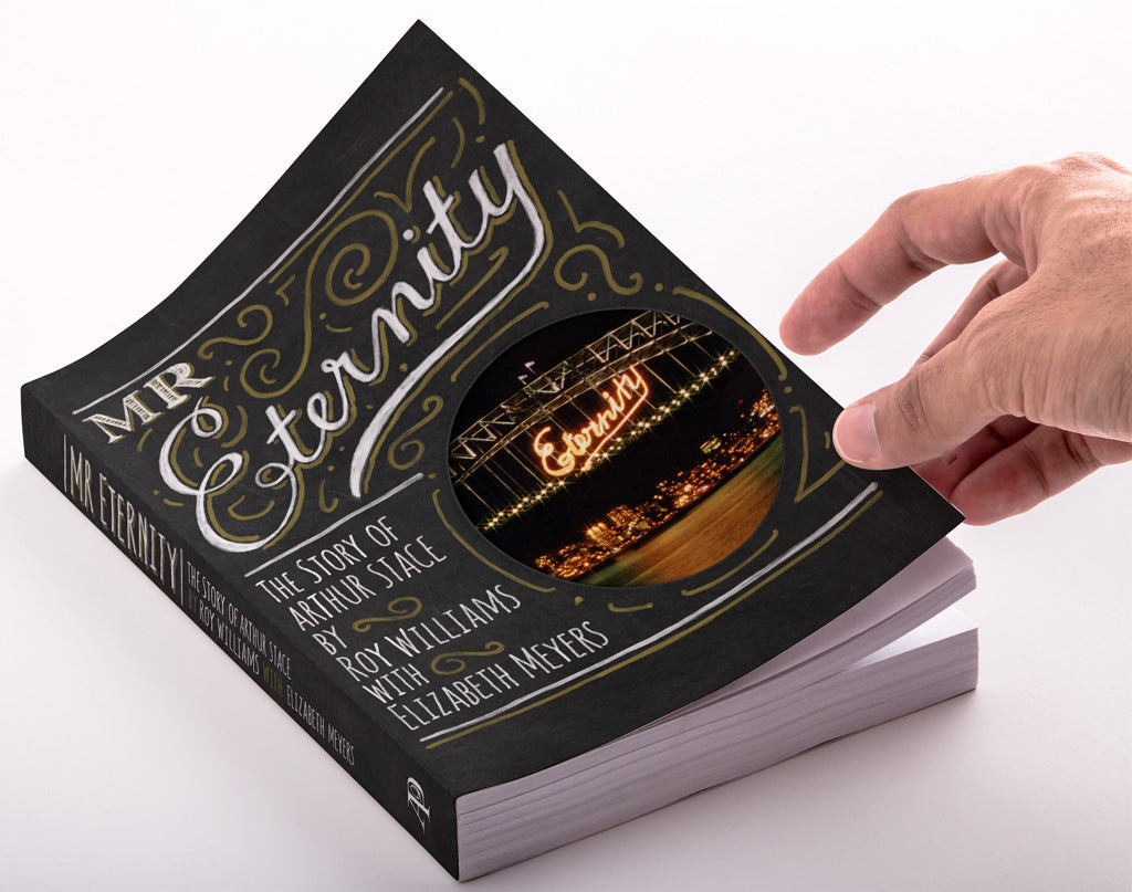 Mr Eternity Book Available NOW