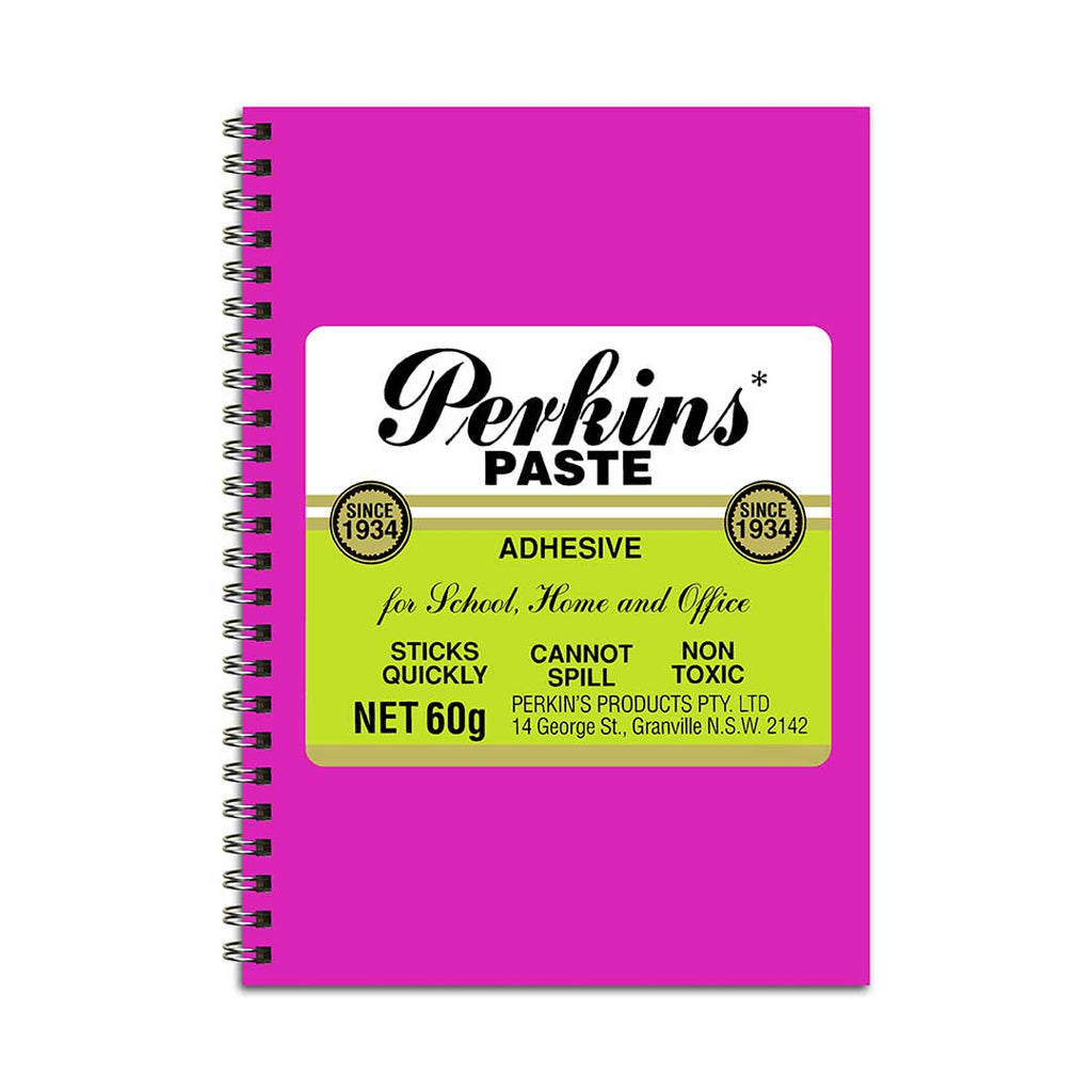 Perkins Paste Design Story