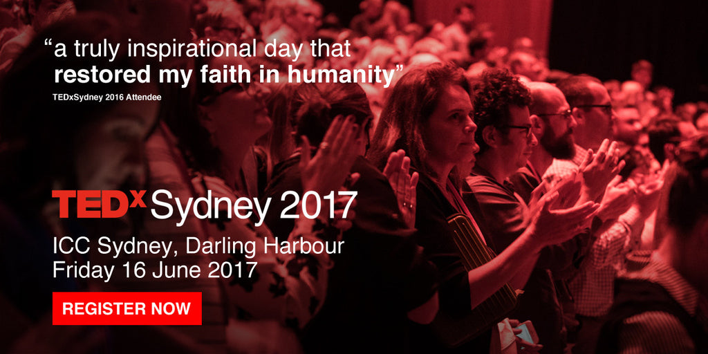 Book NOW For TEDxSydney 2017