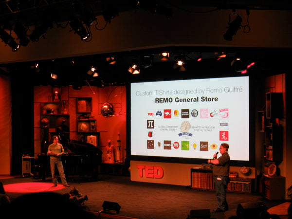 REMO at TED 2008