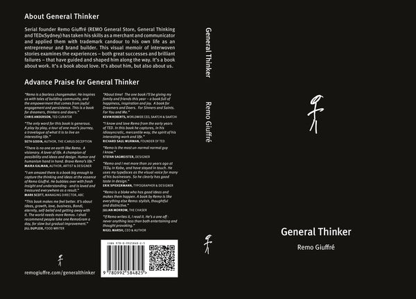 General Thinker Covers