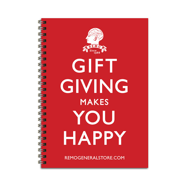 Gift Giving Makes You Happy