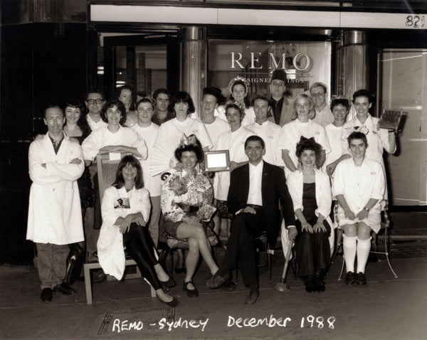 REMO People December 1988
