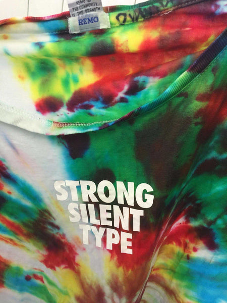 Strong (Not) Silent Type