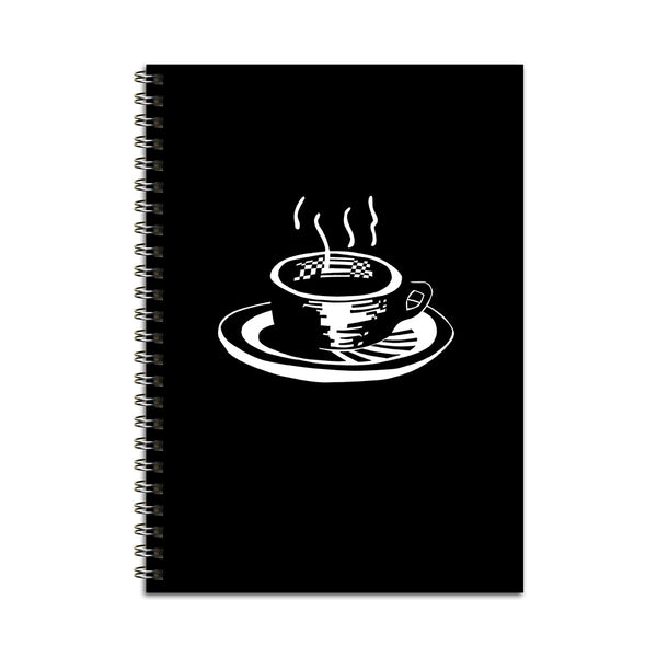 Regular Coffee Notebook