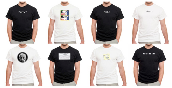 Geeky Designs for Dad