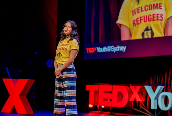 Amrita Hepi at TEDxYouth@Sydney 2016