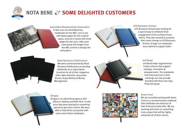 Customised REMO Notebooks