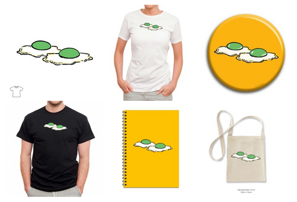 Green Eggs Design