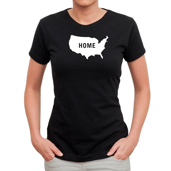 USA Home T Shirts for Women HERE