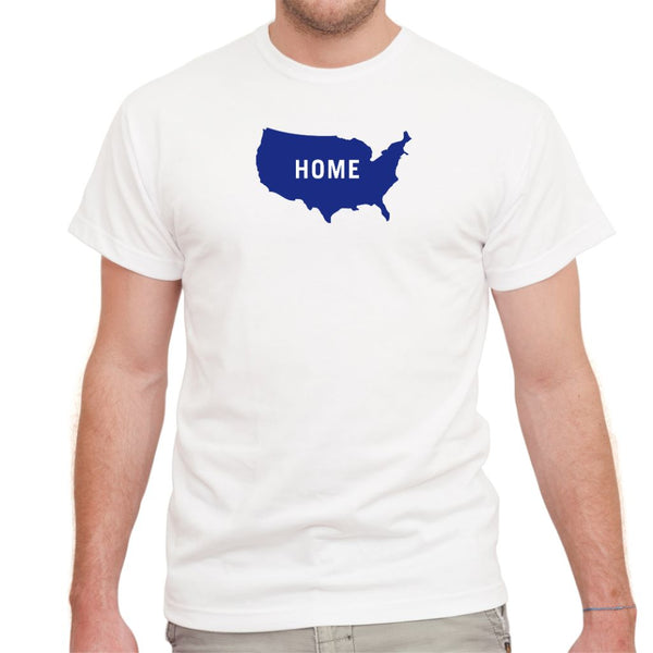 USA Home T Shirts for Men